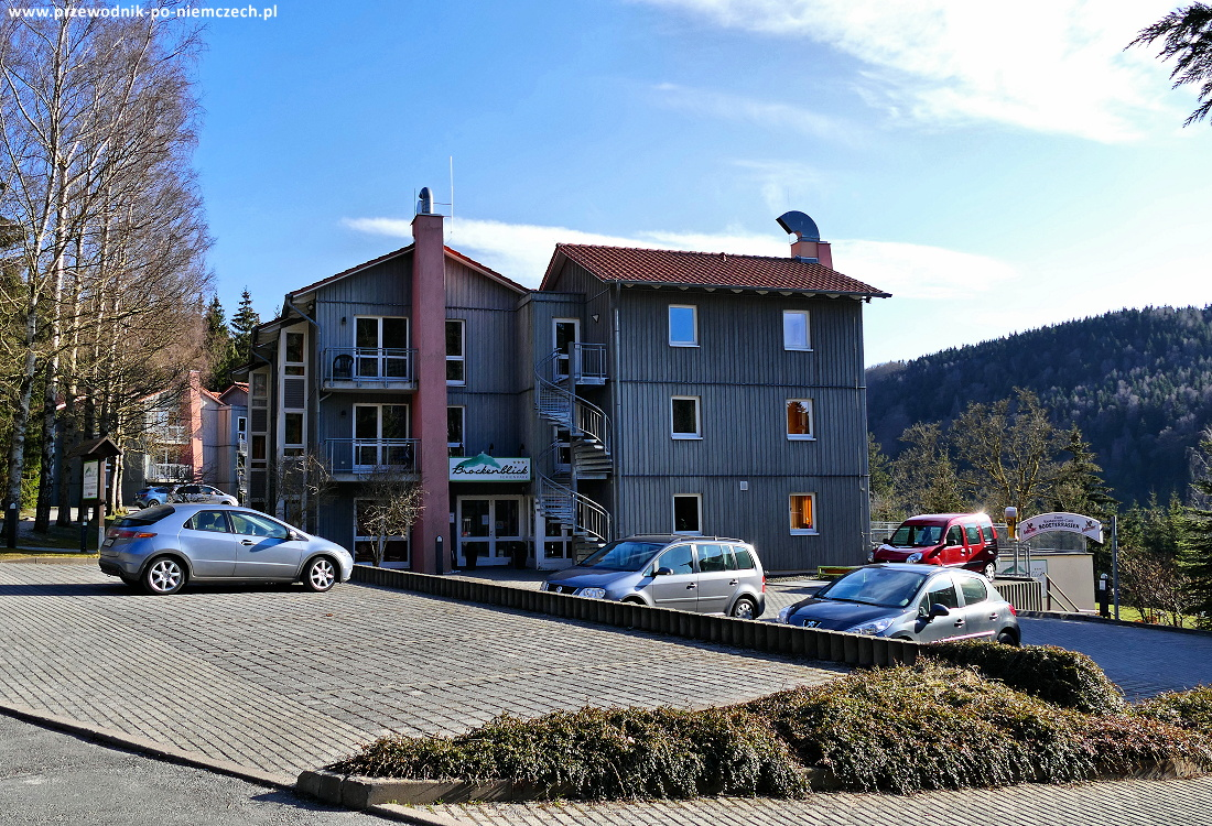 Brockenblick Ferienpark Schierke Viator Polonicus