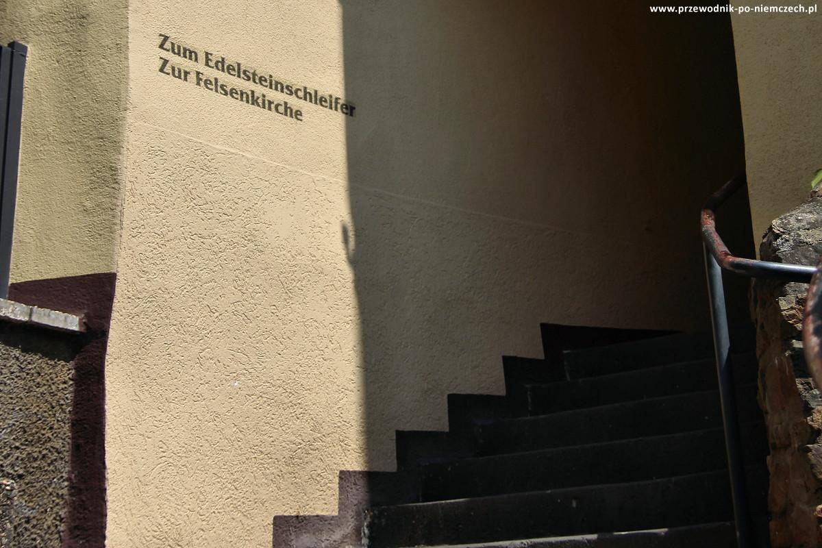 Idar-Oberstein Niemcy kosciół Viator Polonicus