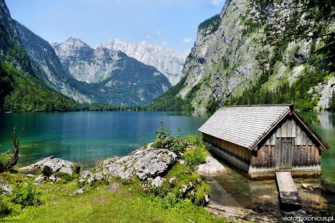 Obersee, Berchtesgaden Viator Polonicus Joanna Maria Czupryna