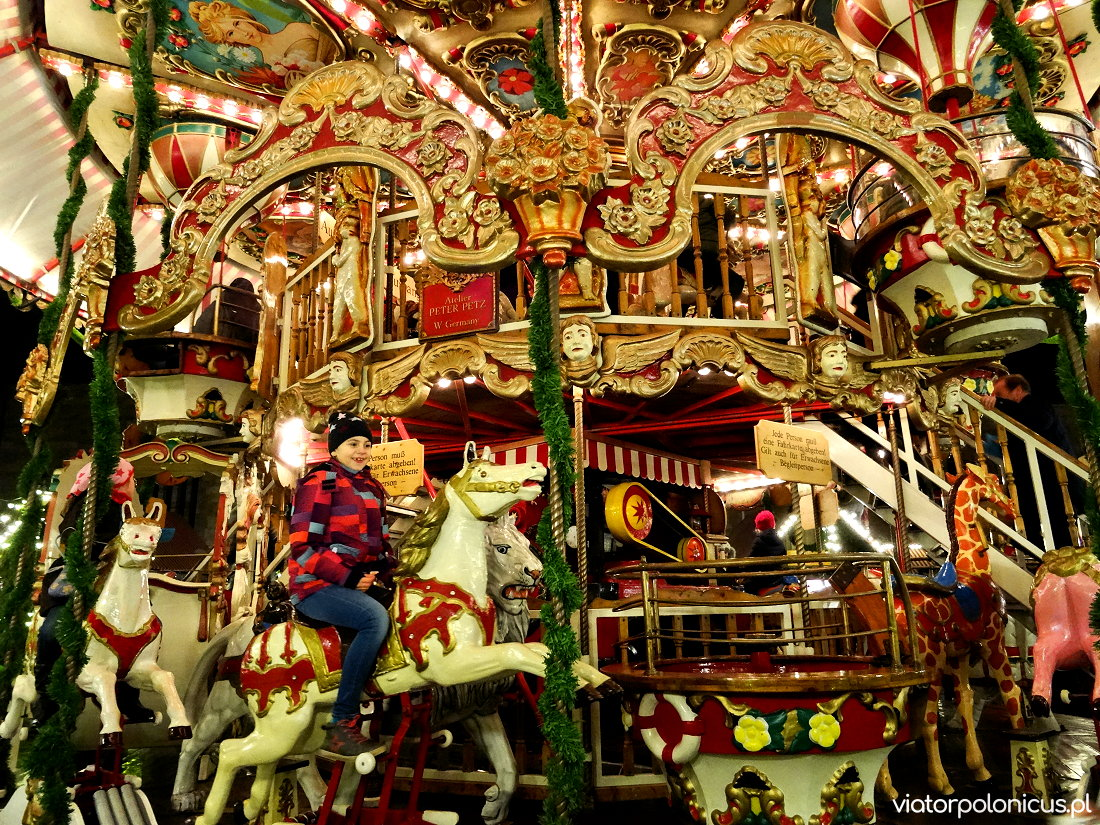 Christkindlesmarkt Norymberga Viator Polonicus Niemcy Joanna Maria Czupryna