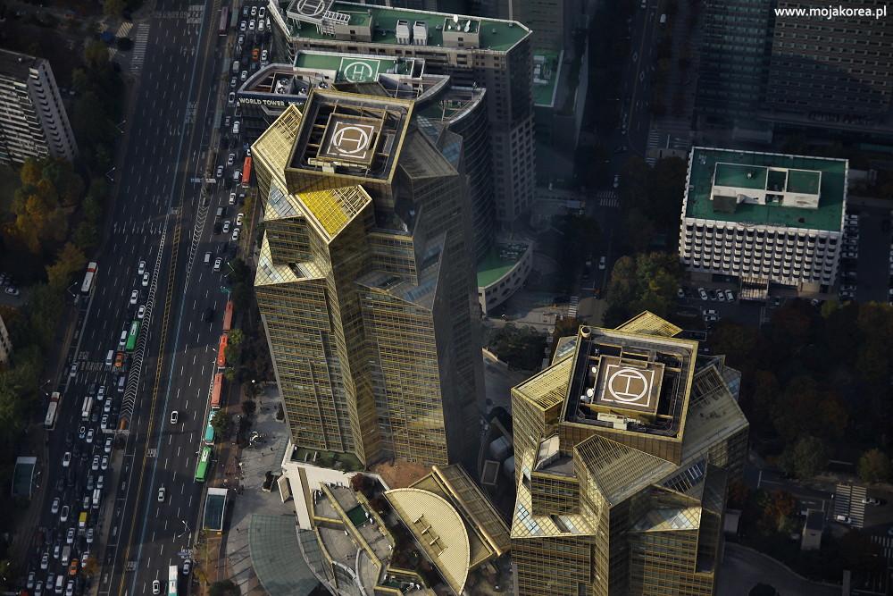Seoul Sky Lotte Tower Korea - Viator Polonicus Joanna Czupryna