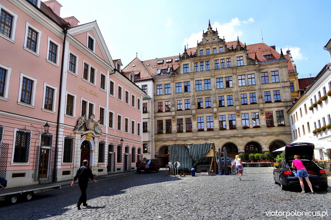 Saksonia Niemcy Viator Polonicus Joanna Maria Czupryna