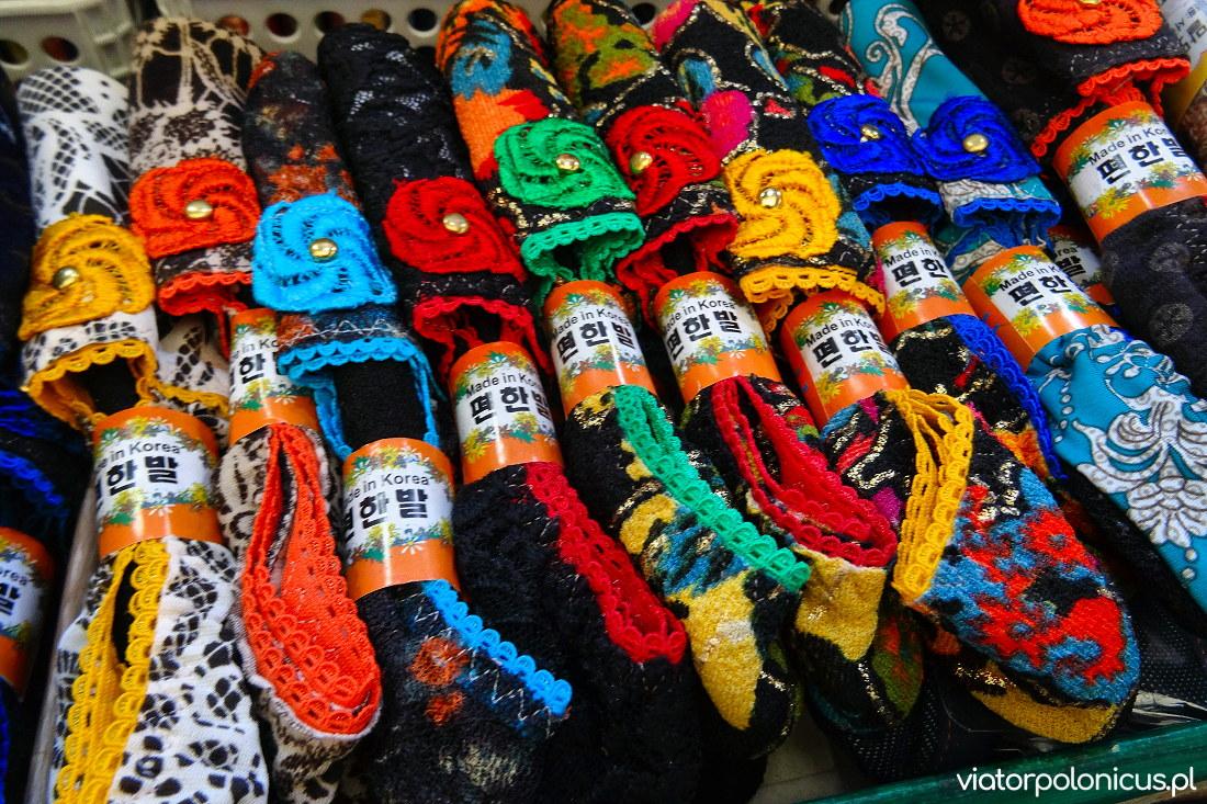 Gwangjang Market Seul Viator Polonicus, Joanna Maria Czupryna