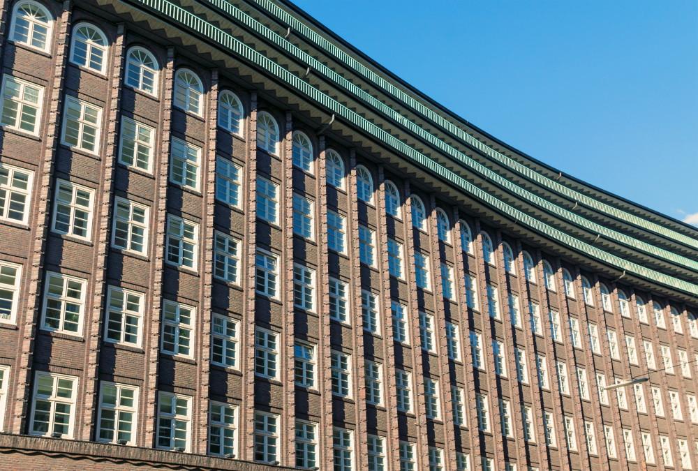 Hamburg Chilehaus Viator Polonicus