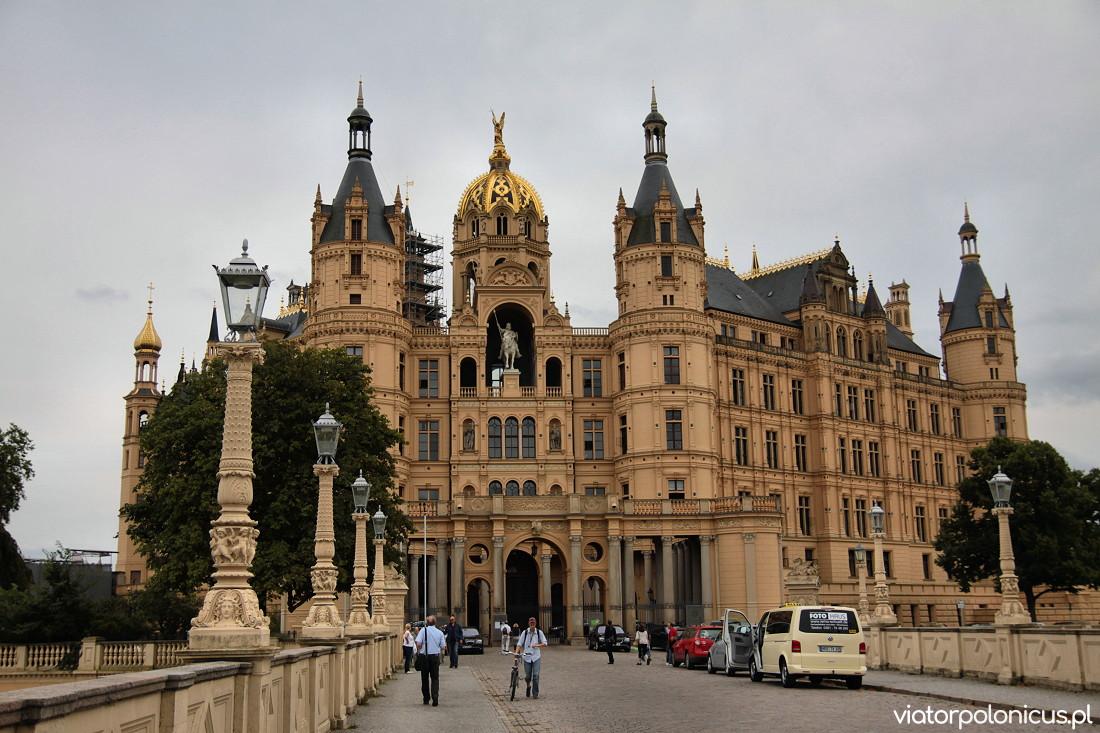 Schwerin Meklemburgia Pomorze Przednie Viator Polonicus